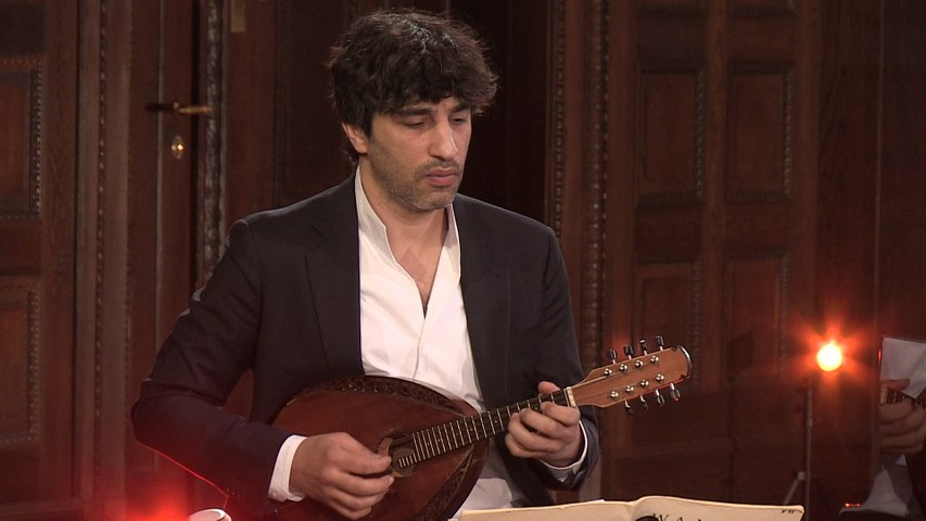 Avi Avital - Sollima: Prelude for Mandolin Solo