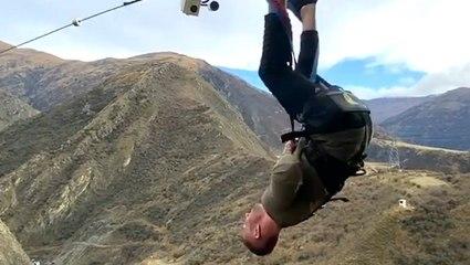 Nevis Swing in New Zealand is the world's biggest swing