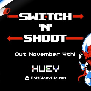 Switch 'N' Shoot - Launch Trailer - PS4