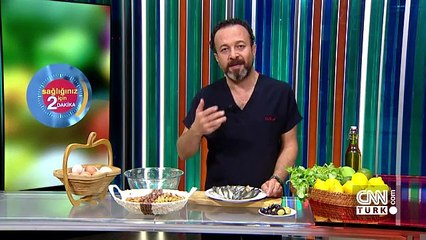Sağlıklı yaşam için omega 3 önerisi
