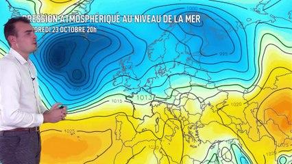 Illustration de l'actualité La météo de votre vendredi 23 octobre 2020