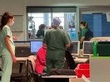 Covid : 28 nouveaux lits dès lundi à la clinique mutualiste - Reportage TL7 - TL7, Télévision loire 7
