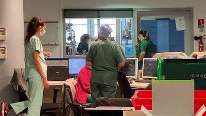 Covid : 28 nouveaux lits dès lundi à la clinique mutualiste