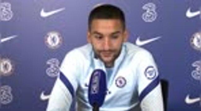 """Chelsea - Ziyech : """"Hâte d'être sur le terrain"""""""