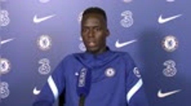"""Chelsea - Mendy : """"Une bonne entente avec Kepa"""""""