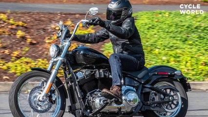 2020 Harley-Davidson Softail Standard Review, Part 1