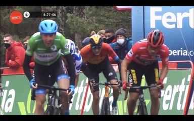Vuelta a España 2020: Stage 3 highlights