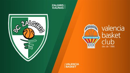EuroLeague 2020-21 Highlights Regular Season Round 5 video: Zalgiris 82-94 Valencia