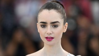 """Meet """"Emily in Paris"""" Star, Lily Collins"""
