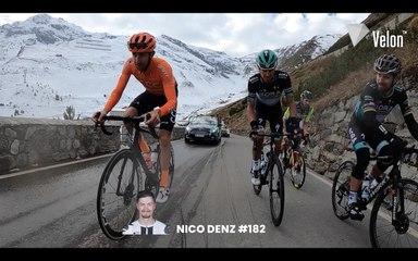 Giro d'Italia 2020: Stage 18 on-bike highlights