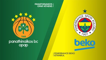 EuroLeague 2020-21 Highlights Regular Season Round 5 video: Panathinaikos 82-68 Fenerbahce