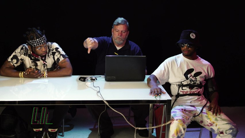 Trinidad James & Guapdad 4000 Take A Lie Detector Test: Who Stalks Their Exs Page?