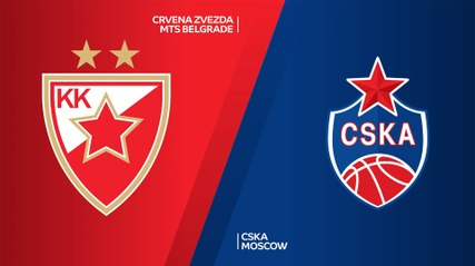 EuroLeague 2020-21 Highlights Regular Season Round 5 video: Zvezda 86-84 CSKA
