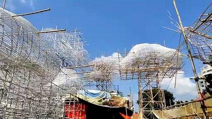 Naktala Udayan Sangha - Durga Puja 2020
