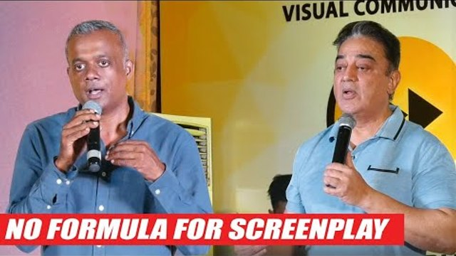 """""""It's Not Question, Its an Insult"""" - Kamal 