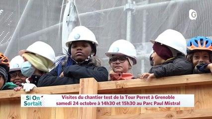 Si On Sortait - 23 OCTOBRE 2020 - Si On Sortait - TéléGrenoble