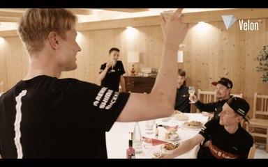 Giro d'Italia 2020: Team Sunweb toast a memorable day