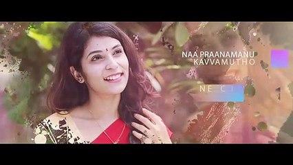 Krishnaa Lyrical Video   Sathee Telugu Web Series   Directed by Gopi Krishna    Silly Shots