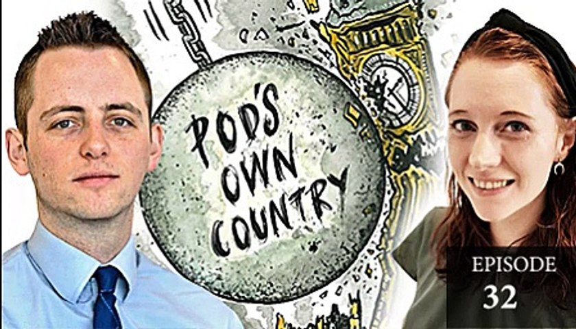 32. Pod's Own Country: Deal or no deal as post-Brexit trade talks go to the wire