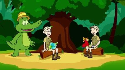Arne Alligator & Freunde - Pedro del Fjedro