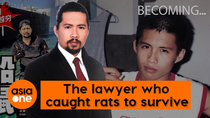 Becoming: The lawyer who caught rats to survive
