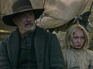 """Trailer zu """"Neues aus der Welt"""" mit Tom Hanks und Helena Zengel"""