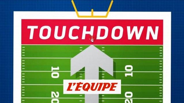Le touchdown - Foot US - Les tutos NFL