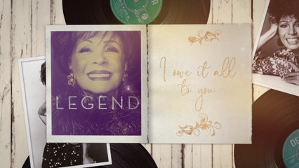 Shirley Bassey - I Owe It All To You