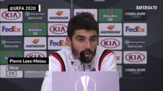"""1e j. - Lees-Melou : """"On n'a pas l'habitude de cette intensité en Ligue 1"""""""
