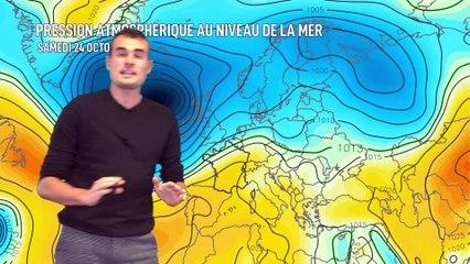 Illustration de l'actualité La météo de votre dimanche 25 octobre 2020