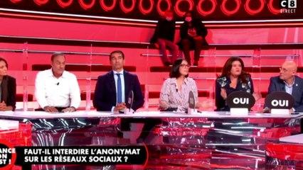 "Raquel Garrido en colère contre Cyril Hanouna : ""Je veux juste que tu me respectes"""