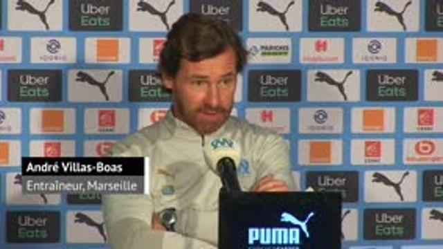 """8e j. - Villas-Boas : """"Luis Henrique n'est pas encore prêt pour débuter"""""""