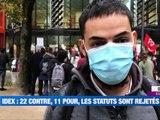A la Une : Idex, un vote sous tension / 3 patients transférés à Bordeaux / Le Chambon-Feugerolles explose les chiffres