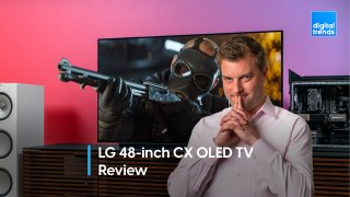 This OLED TV should be your next gaming monitor