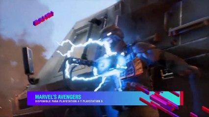 Marvel's Avengers - Bang!
