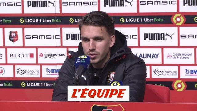 Hunou : «On n'est pas dans une situation alarmante» - Foot - L1 - Rennes