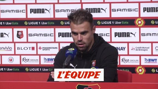 Da Silva : «On les a laissés prendre de l'assurance» - Foot - L1 - Rennes