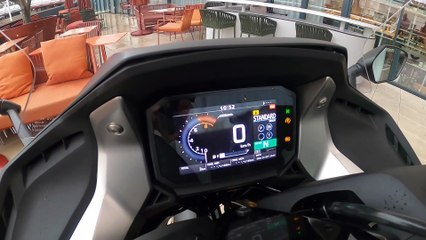 Honda Forza 750 Essai POV Auto-Moto.com