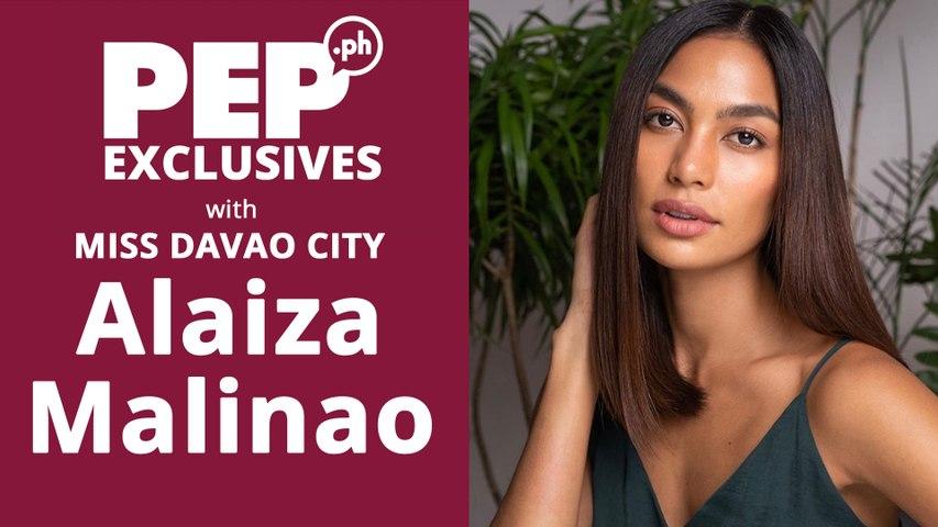 From farmwalk to pasarela: Miss Davao City Alaiza Malinao did it all with confidence