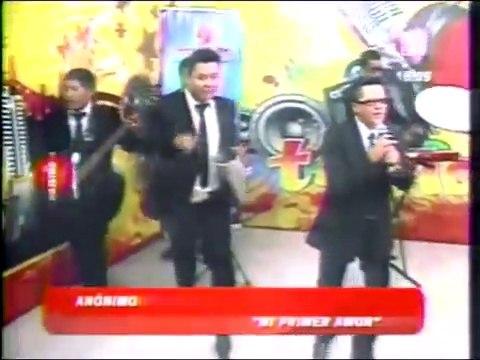 VIDEO: MI PRIMER AMOR (en RTP)