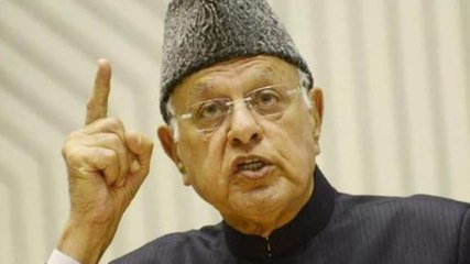 Farooq Abdullah named chief of People's Alliance for Gupkar Declaration