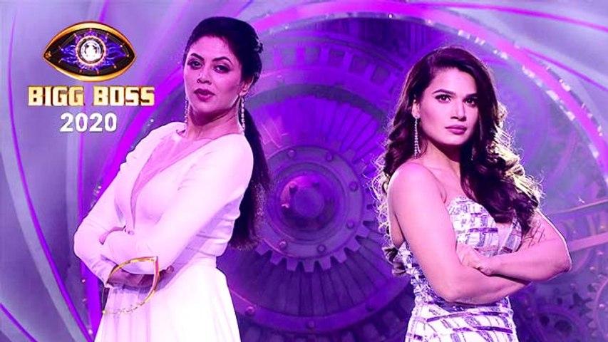 Bigg Boss 14 Promo: Naina Singh and Kavita Kaushik's Grand Entry
