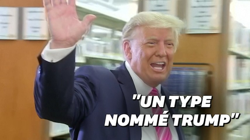 Trump a voté par anticipation à West Palm Beach, en Floride