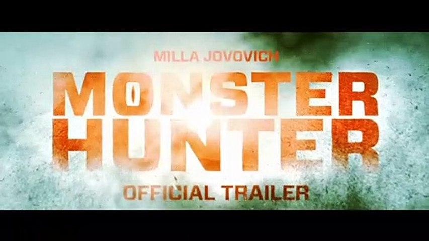 Monster Hunter Nouveau Trailer HD FR