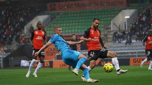 Lorient - OM (0-1) : le résumé vidéo