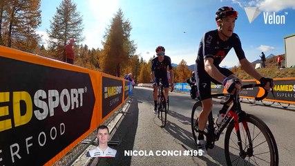 Giro d'Italia 2020: Stage 20 on-bike highlights
