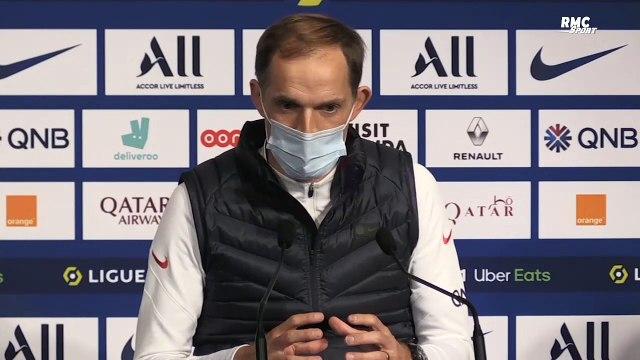 PSG - Dijon : Danilo en défense, Marquinhos au milieu... Tuchel explique ses choix