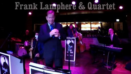 Frank Sinatra tribute without the Cheese - Rat Pack Jazz Frank Lamphere LAS VEGAS