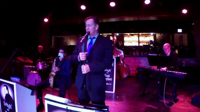 Frank Sinatra Musical Tribute ::  Drinking Again :: Las Vegas Rat Pack Jazz Frank Lamphere
