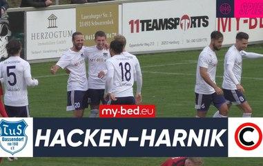 Per Hacke: Martin Harnik mit Traumtor bei Startelfdebüt   TuS Dassendorf - Concordia (Oberliga)
